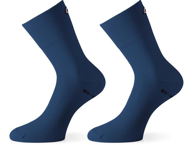 assos GT Strumpor Unisex blå